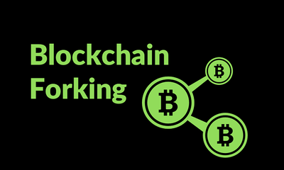 Blockchain forking
